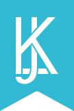 KJL monogram logo