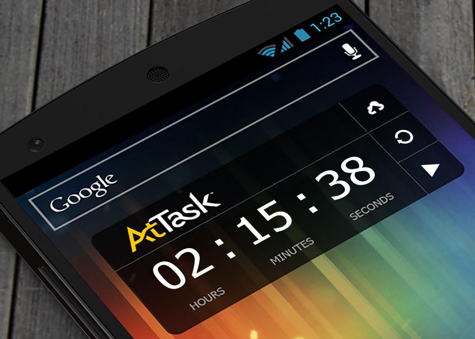 workfront android widget