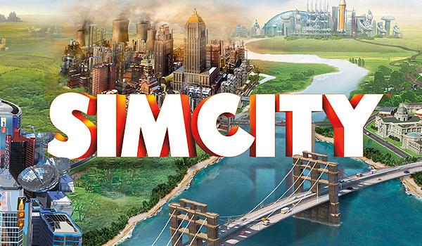 Sim City Web Design Thumbnail