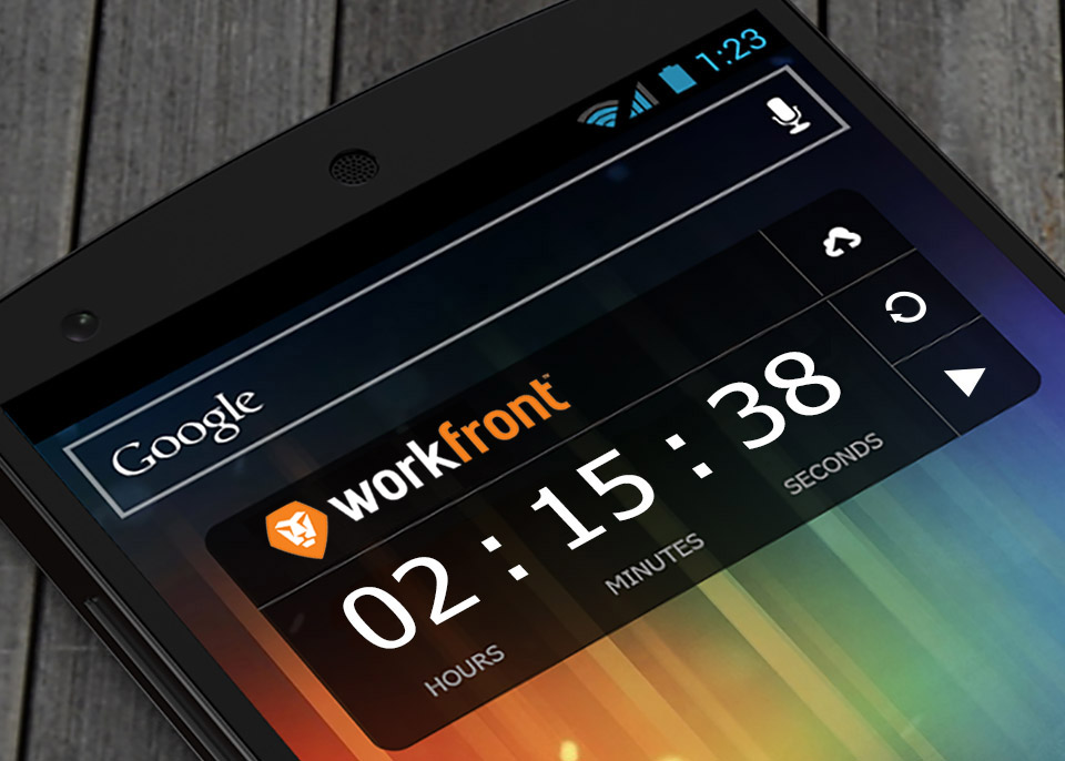 workfront-widget